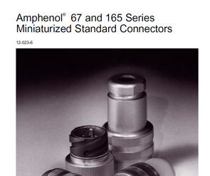 Amphenol Part Number JTPQ00RT-16-26P