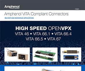 Document Amphenol VITA Compliant Connectors