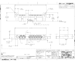 Document R-SATA Plug Right Angle Connector