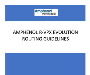 Document R-VPX Routing Guidelines
