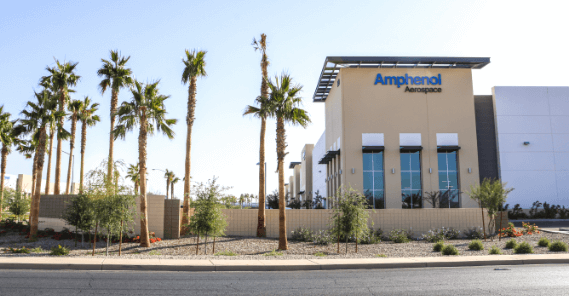 Amphenol Aerospace in Mesa, Arizona