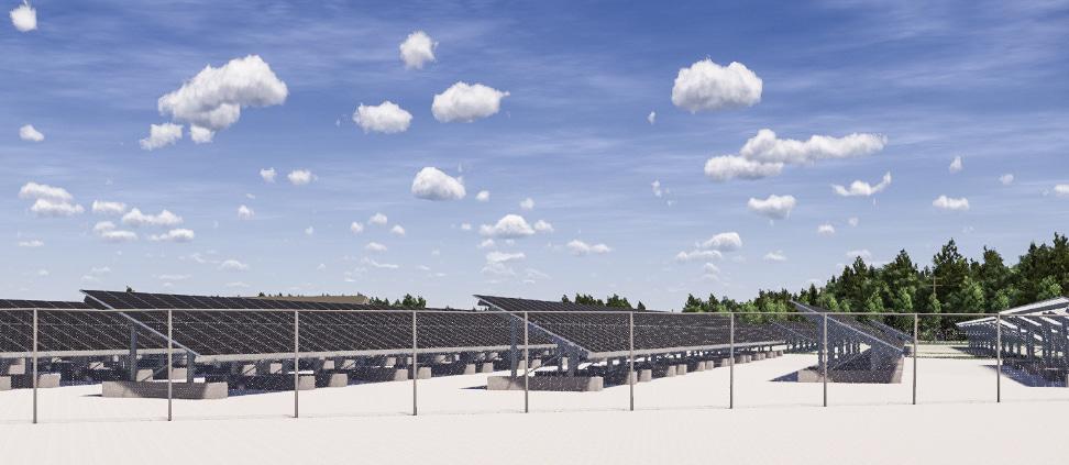 Amphenol Solar Farm