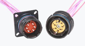 Product ARINC 801 Fiber Optic Connectors