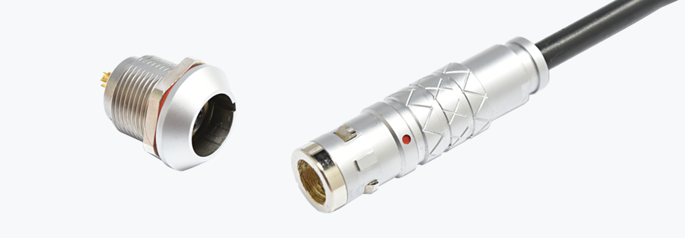 Product FLO Push-Pull Connector Series