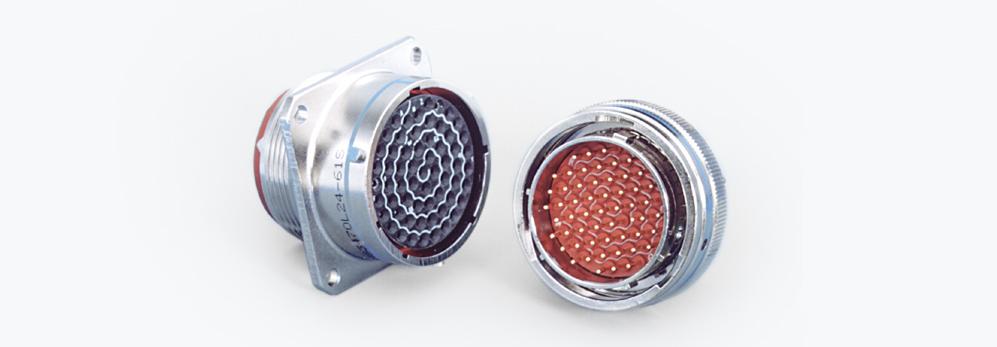 Product MIL-DTL-26482 Series II Connectors