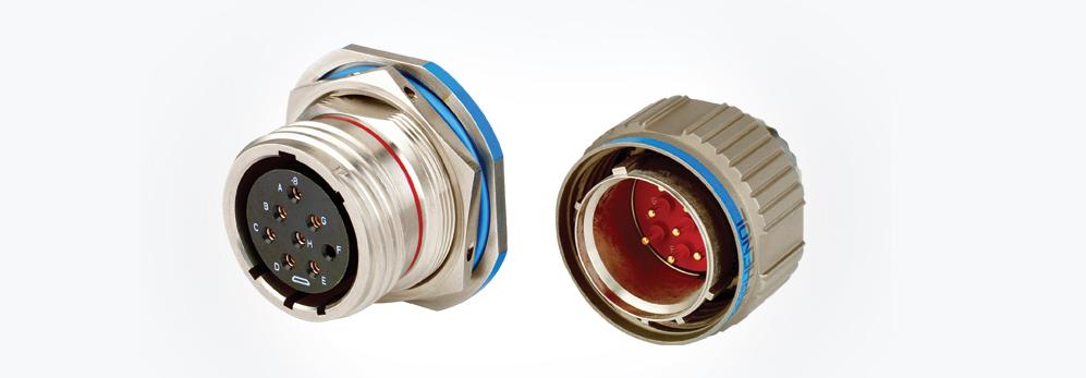 Product MIL-DTL-38999 Series III - TV
