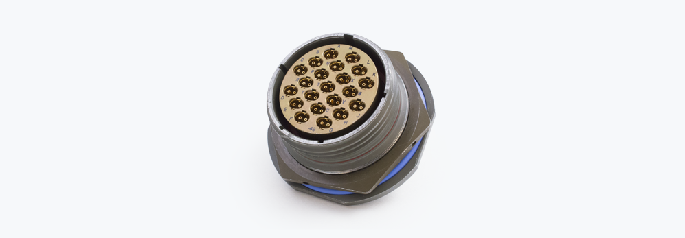 Product OCS - Oval Contact System Connectors