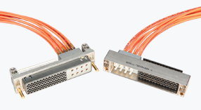 Product Rectangular Connectors with Fiber Optic Termini